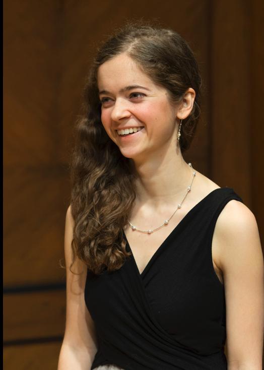 Concert Series - Clara Gerdes, organist
