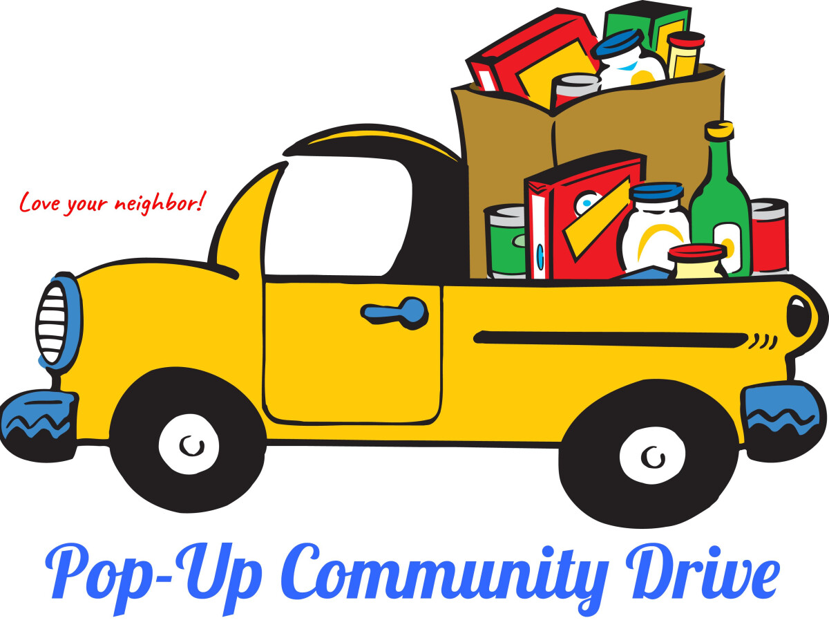 Pop-Up Community Drive