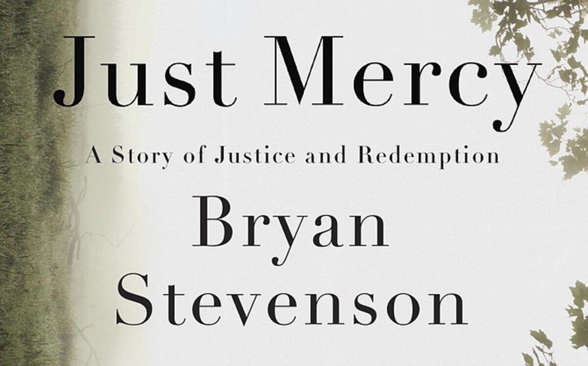 Just Mercy Book Club