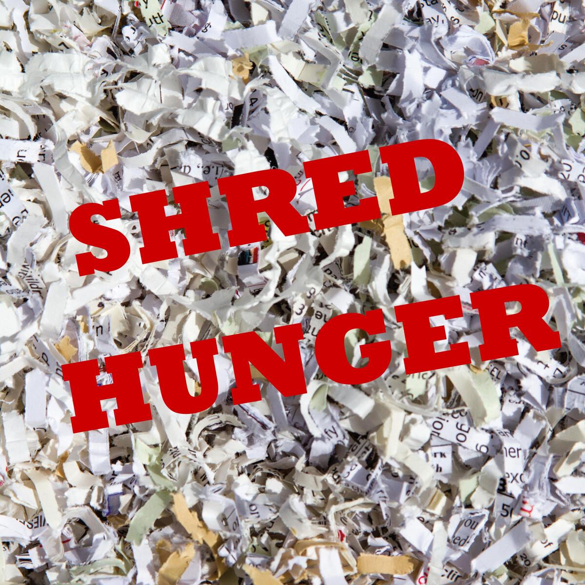 Shred Hunger Event